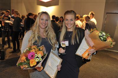 Vinnarna Foto Fredrik Beskow