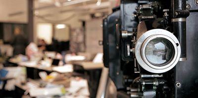Bild webbutbildning Filmprojektet
