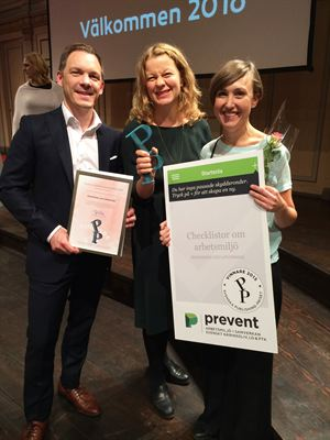 Svenska Publishing-priset