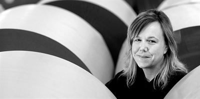 Lena Smersfeldt, huvudskyddsombud Nordic Paper Säffle