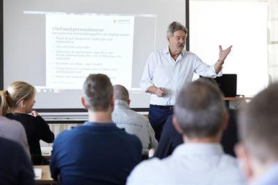 Prevent utbildar chefer och skyddsombud