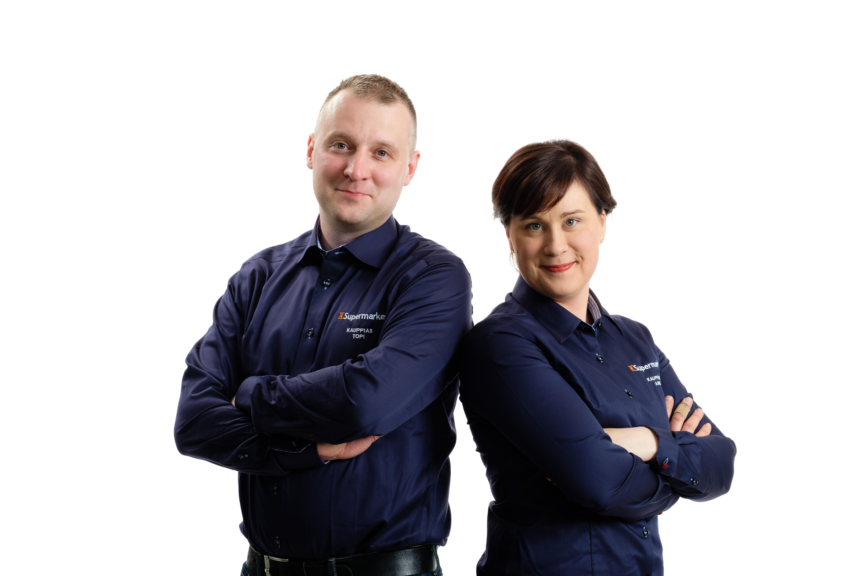 Topi ja Anni Miettinen KSM Matkus Kuopio  K ryhmä
