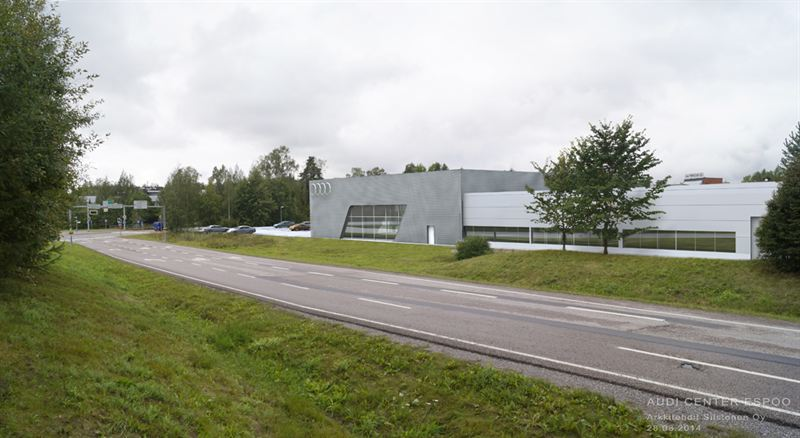 Audi Center Espoo Vv Auto