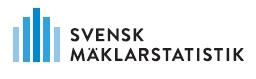 Svensk Mäklarstatistik