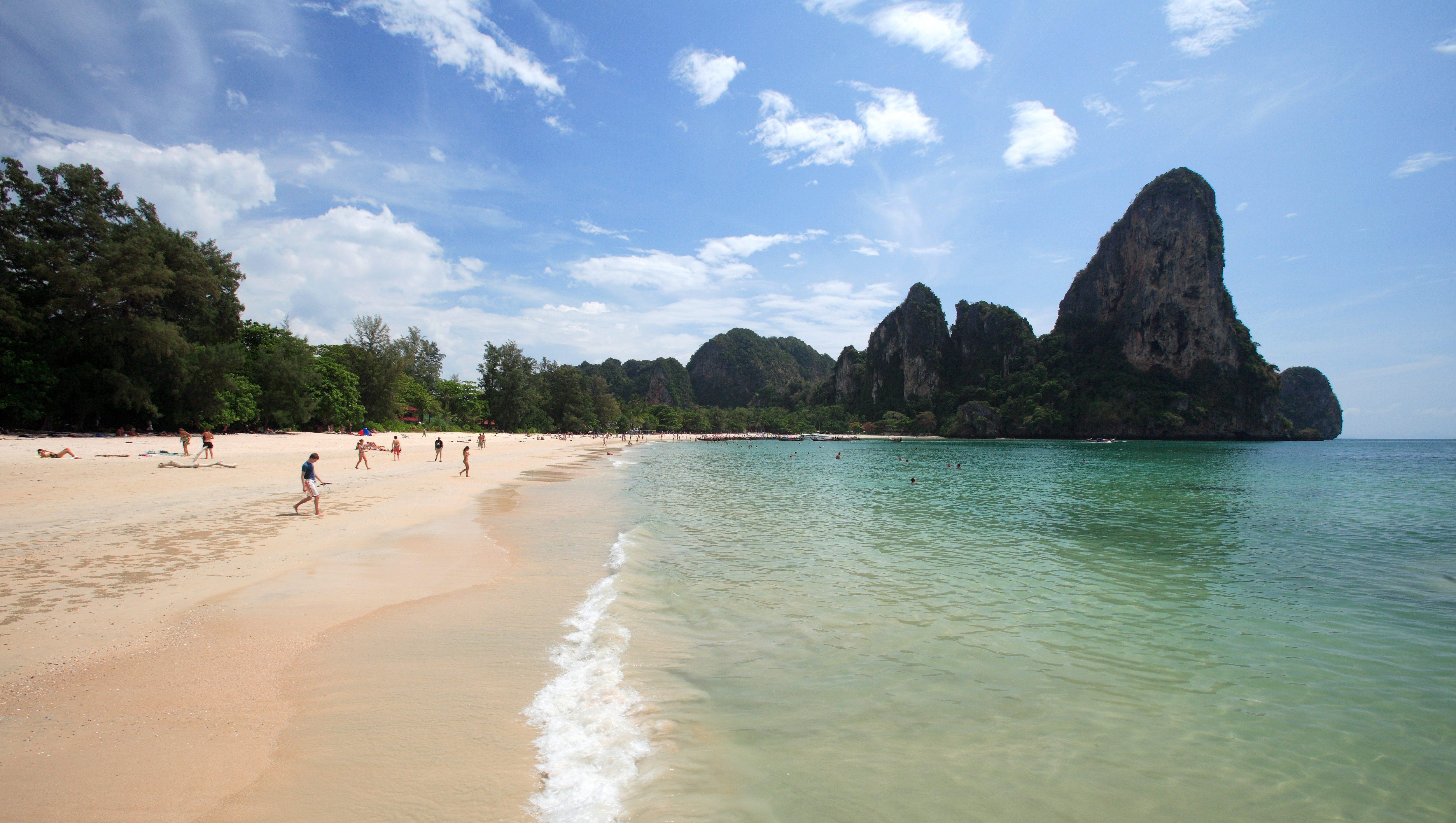 Fem af Asiens bedste strande ligger i Thailand - Tourism Authority of Thailand