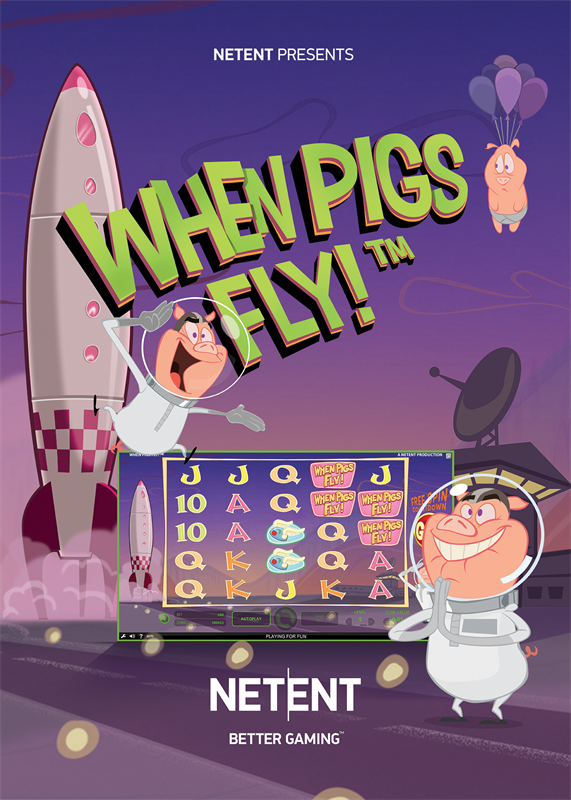 neues online casino when pigs fly