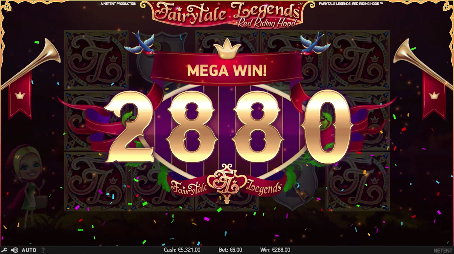 slot online casino red riding hood online