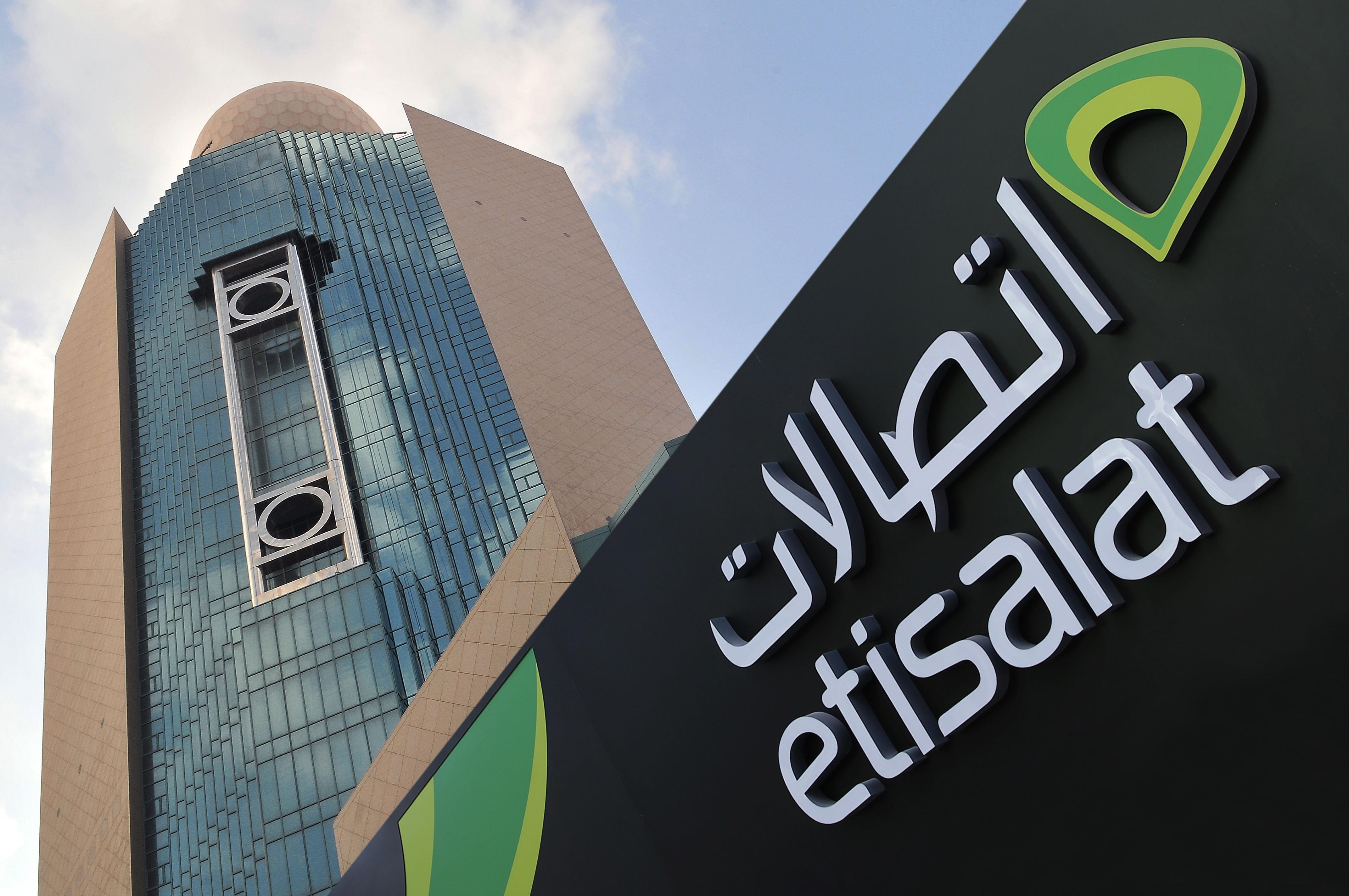 etisalat net profit grew to aed 21 billion