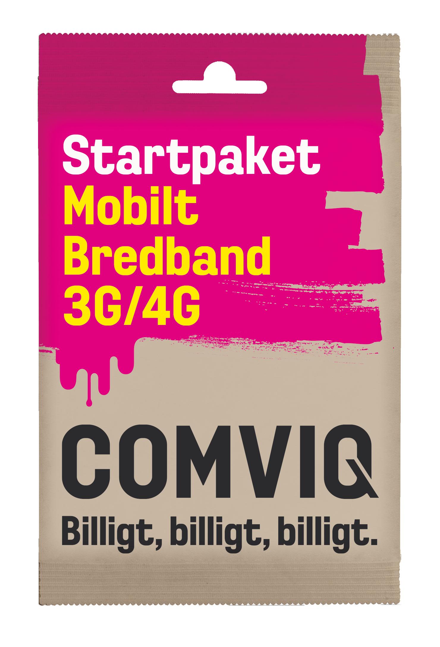 comviq mobilt bredband startpaket comviq