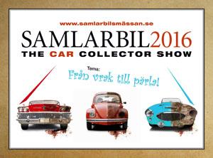Samlarbil 2016