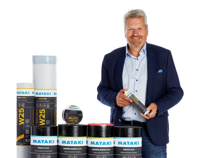 Petter Holth - Mataki