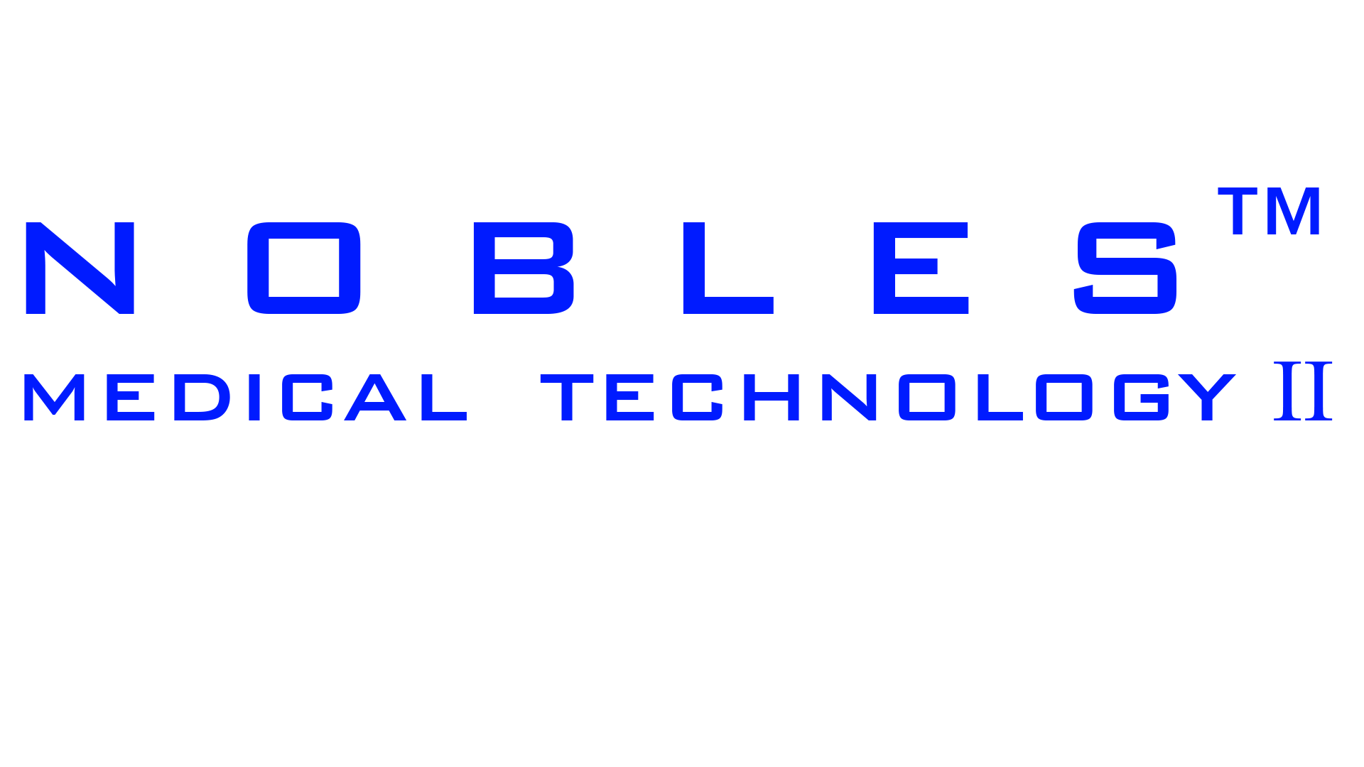 NOBLES MEDICAL TECHNOLOGY II LOGO - Heartstitch, Inc.  NOBLES MEDICAL ...