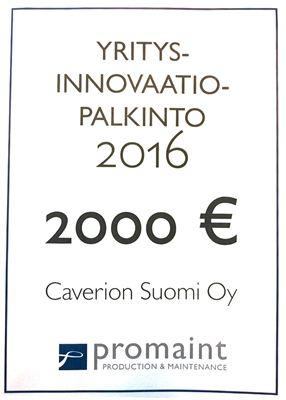 Yritysinnovaatiopalkinto