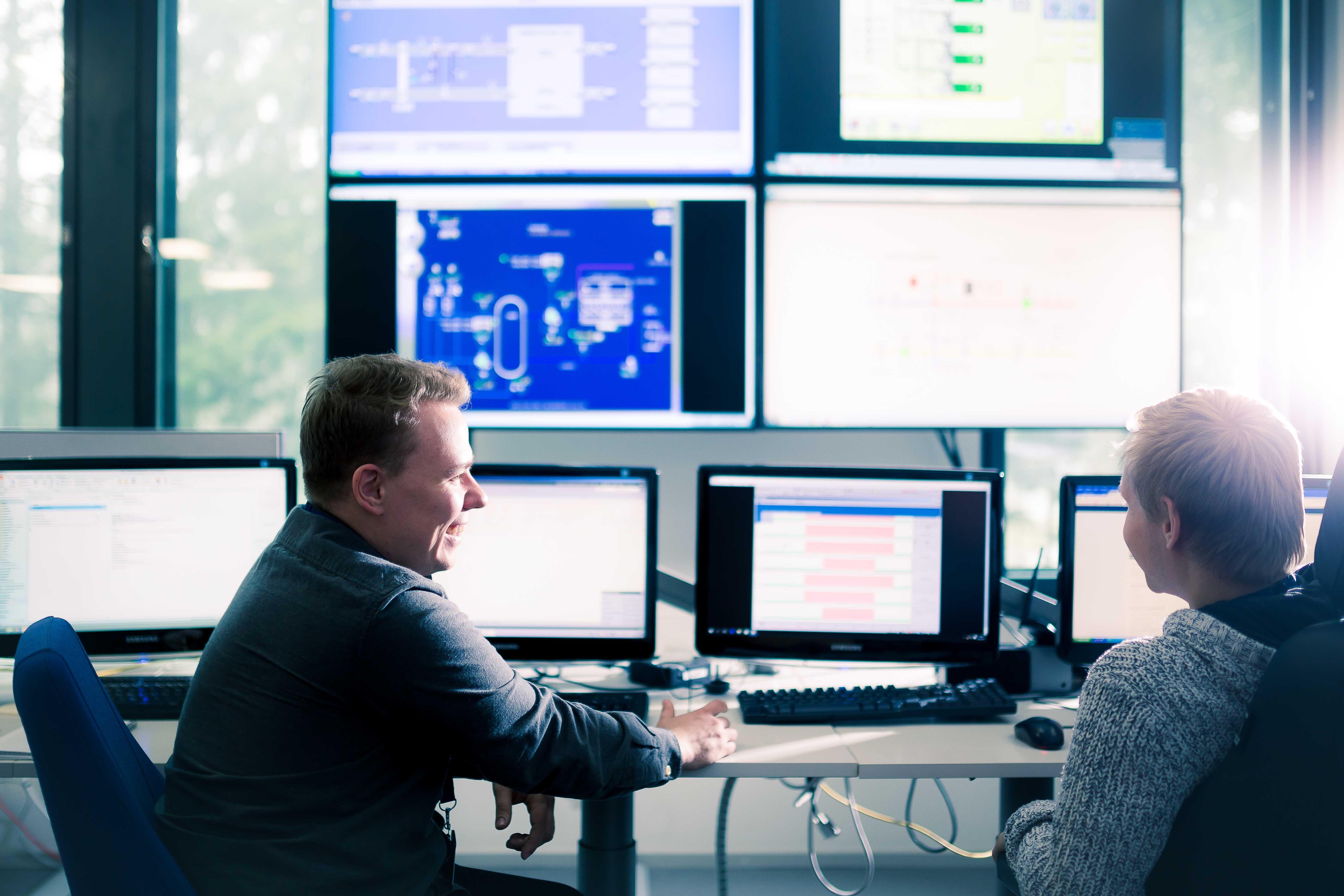 Operational Center © Caverion GmbH