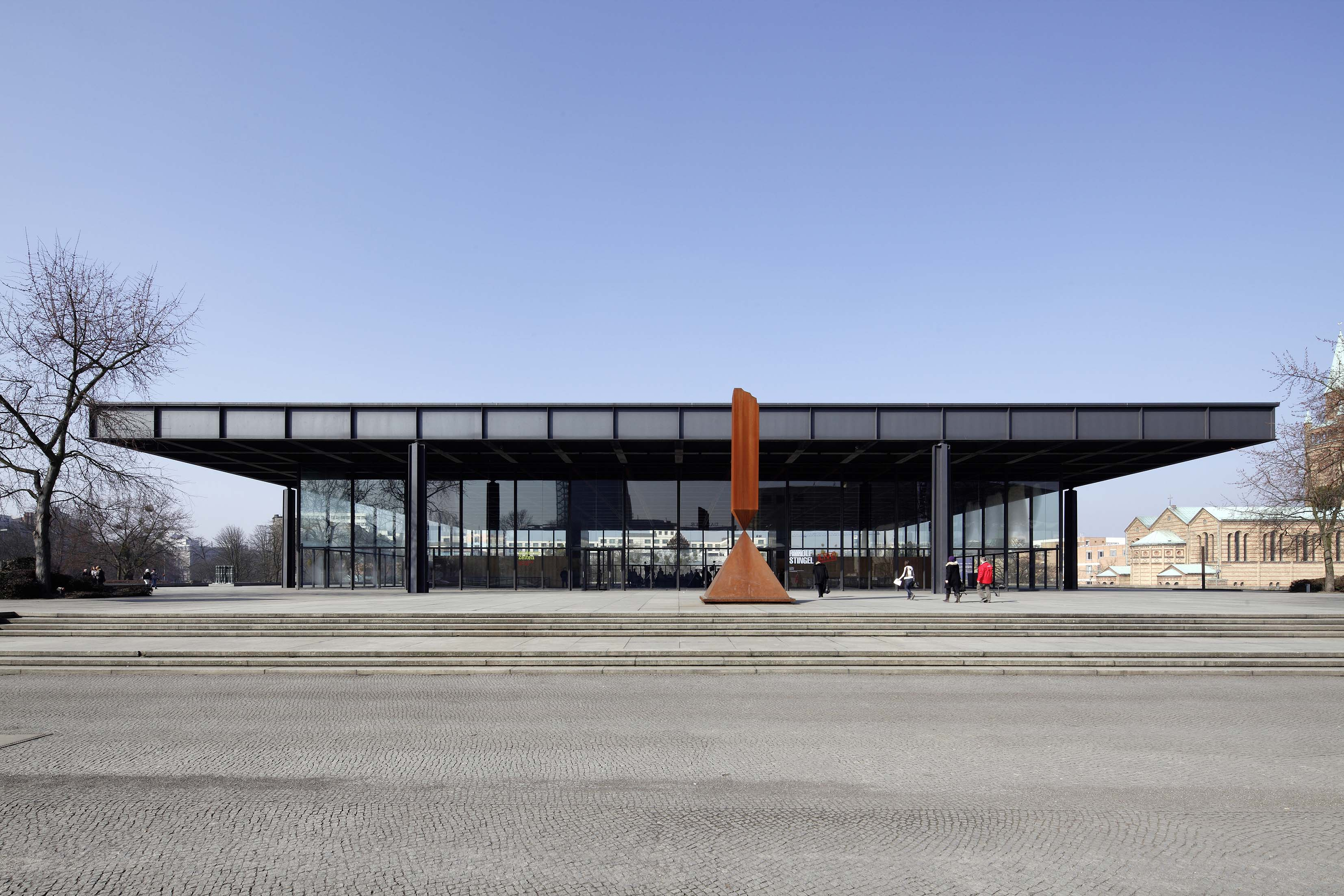 Neue Nationalgalerie © Staatliche Museen zu Berlin / Maximilian Meisse