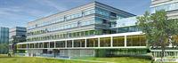 Neues Gebäude der HHU in Düsseldorf © Hascher Jehle Architektur
