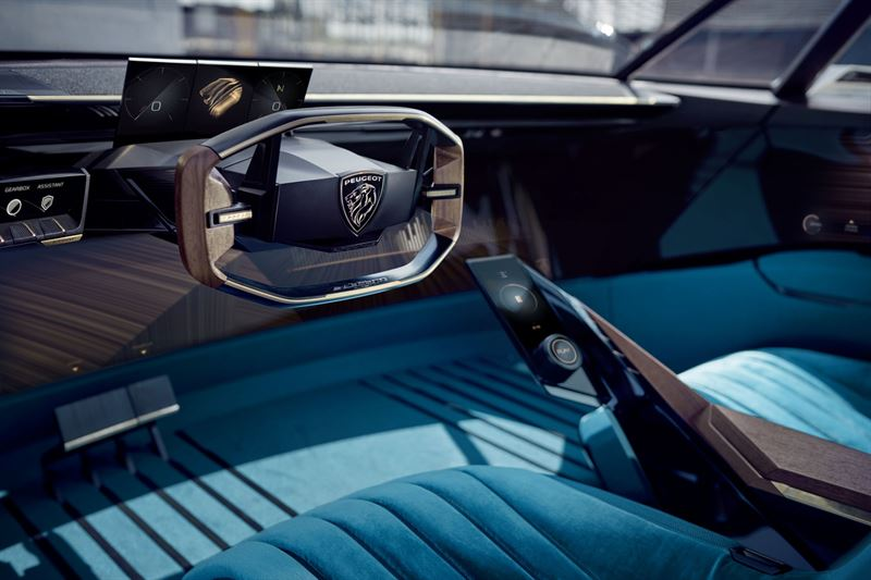 Qt Selected By Peugeot For Digital Cockpit In New Concept Car Qt Group