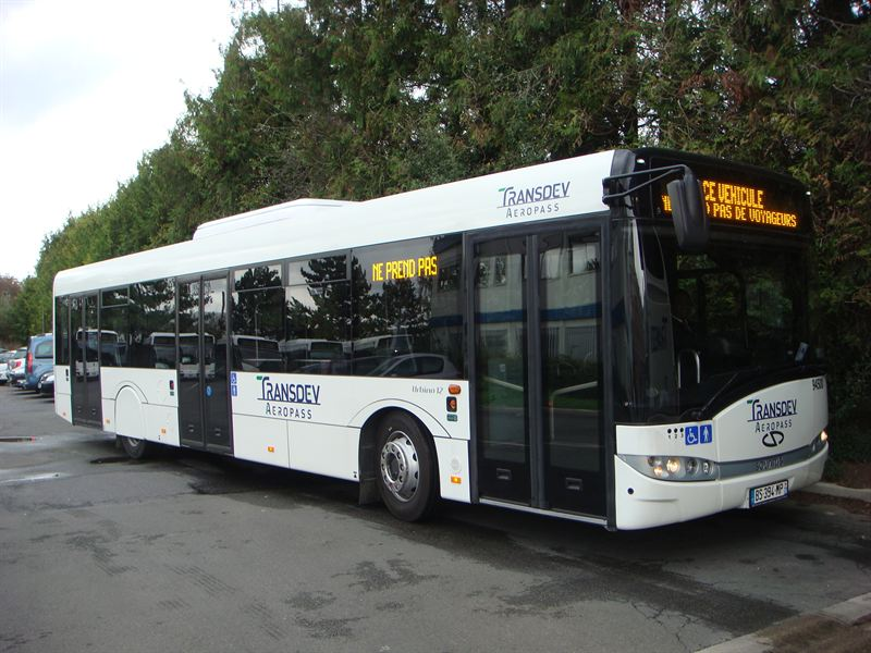 Aeropass insists on allison transmissions for roissy - Bus roissy paris ...