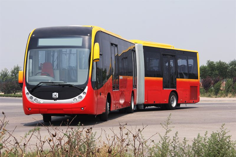 Allison Advancing In Indonesian BRT Market With Chinese