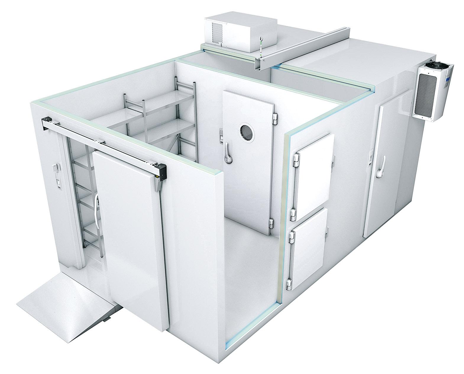Viessmann Tecto Cold Room Propel Technology Ltd