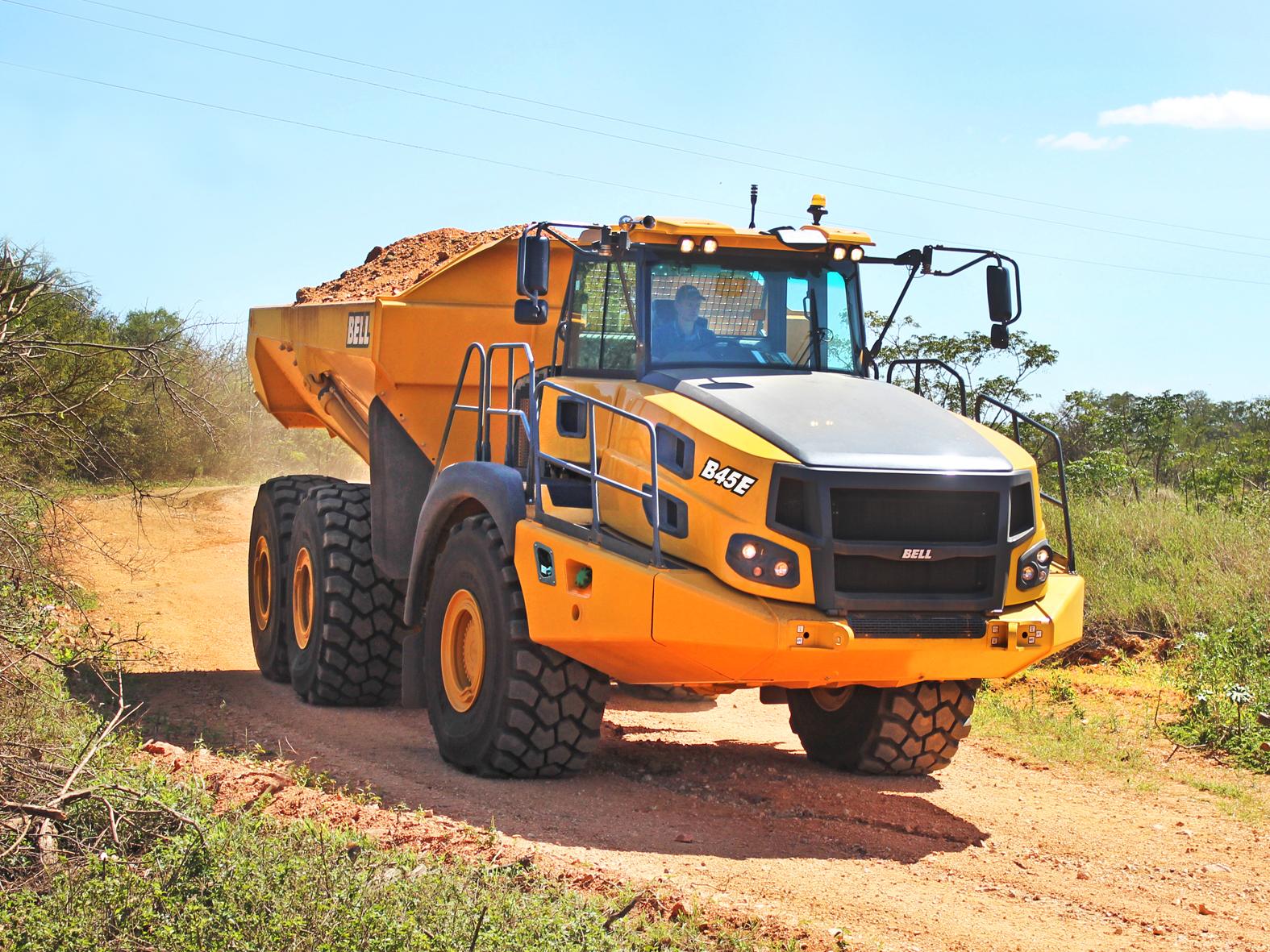 Moving Truck Companies >> ©Bell-B45E - Propel Technology Ltd