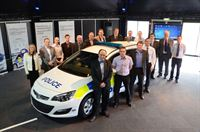 Vauxhall - the ACPO winner