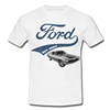 Spreadshirt Ford white shirt Ford est 1903