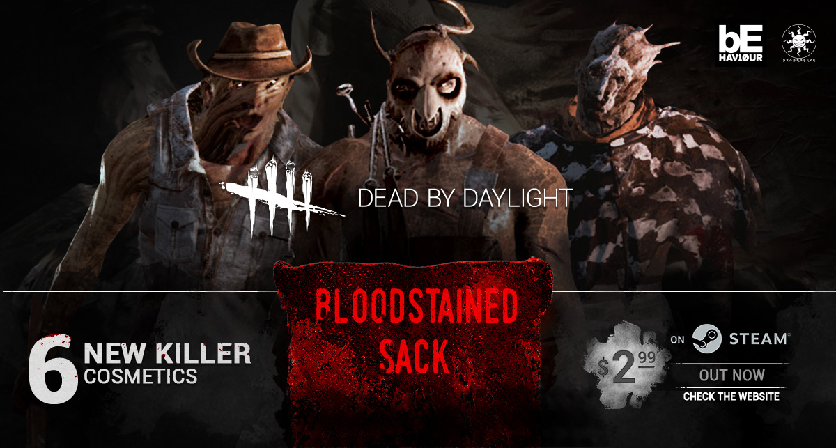 Get Your Killer Some Swag With The 4th Update For Dead By