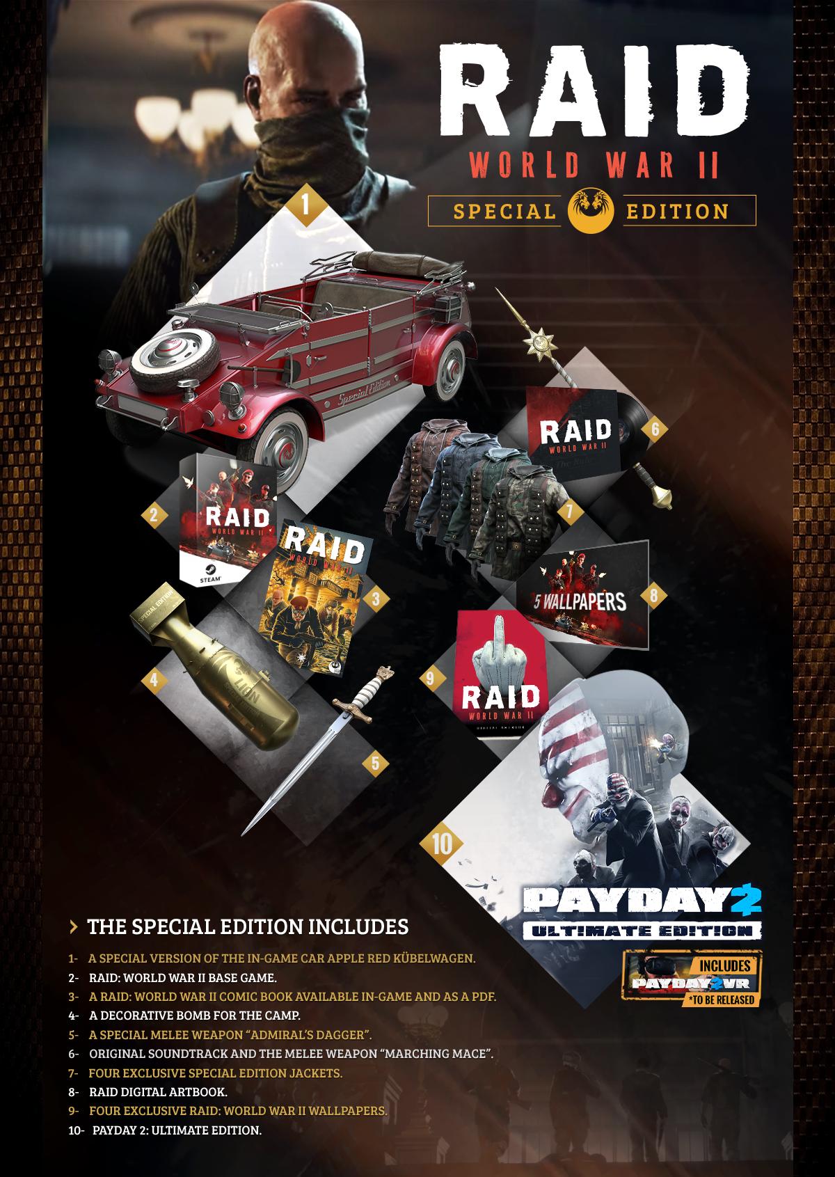 Raid Special Edition
