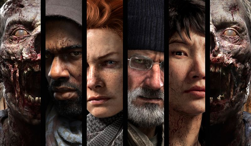 Overkill's The Walking Dead shooter gets new character trailer and details