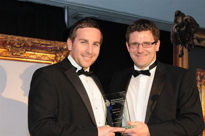 Business Award winner 2012 Training company of the year