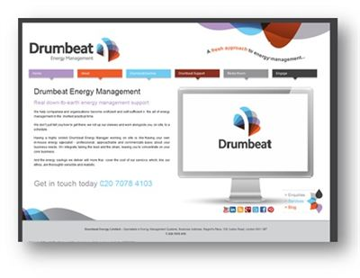Drumbeat screen