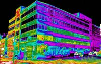 infrared thermography in detecting energy efficiency
