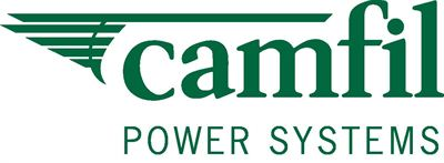 Camfil power systems logo