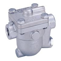TLV J3S-X Free Float Steam Trap