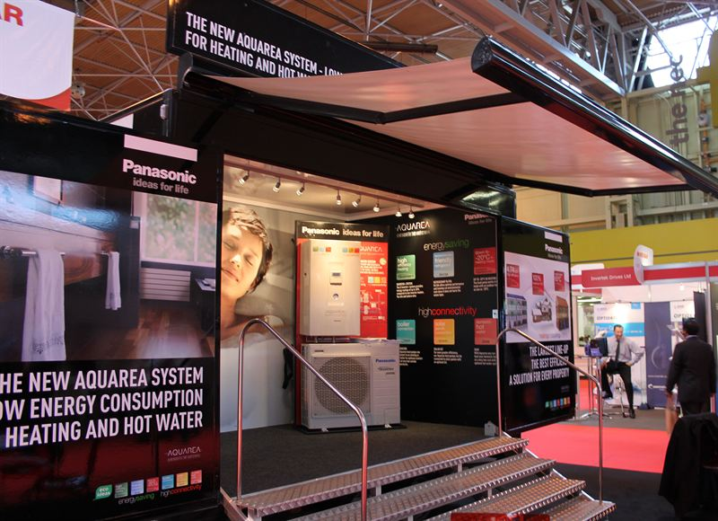 Impressive  AT THE NATIONAL HOME IMPROVEMENT SHOW ** Stand D98, Olympia, London 800 x 580 · 95 kB · jpeg