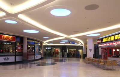 Lighting Bluewater