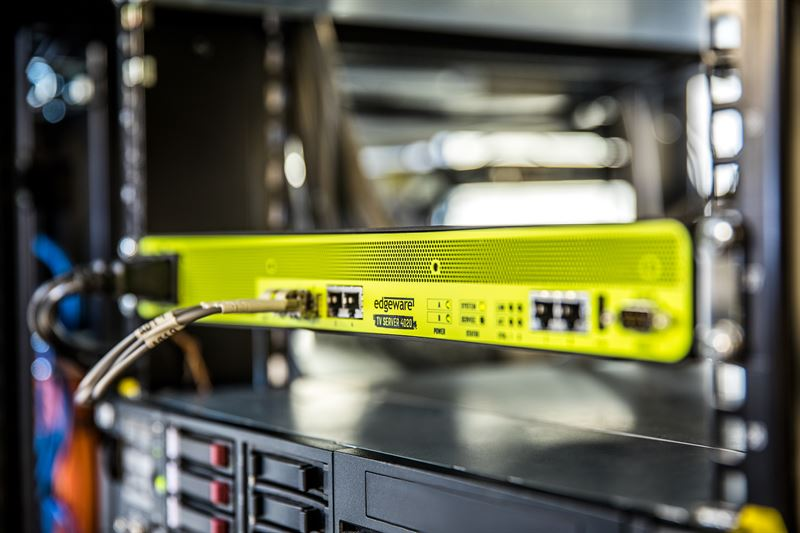 Edgeware TV Server