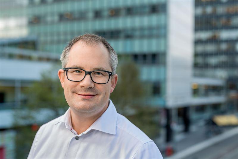 Johan Bolin, VP Products