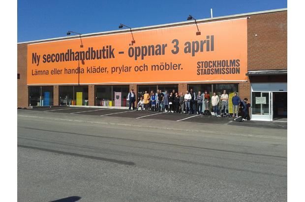 stockholms stadsmission second hand skärholmen