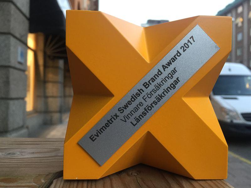 Swedish Brand Award 2017
