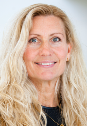 Kristina Ström Olsson hälsostrateg Länsförsäkringar