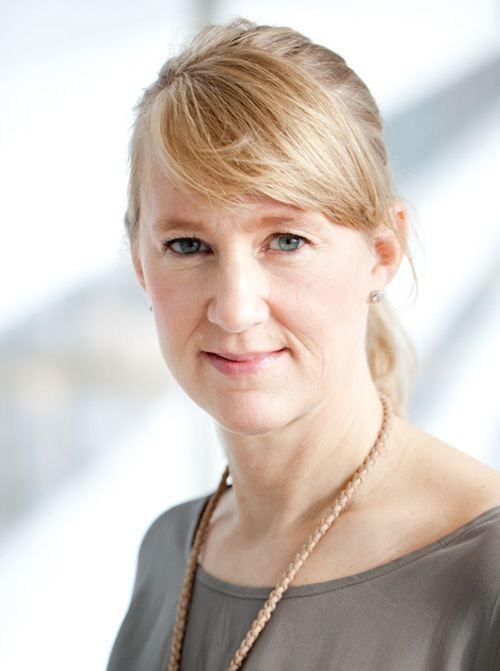 Susanne Bergh, chef Internetavd Länsförsäkringar