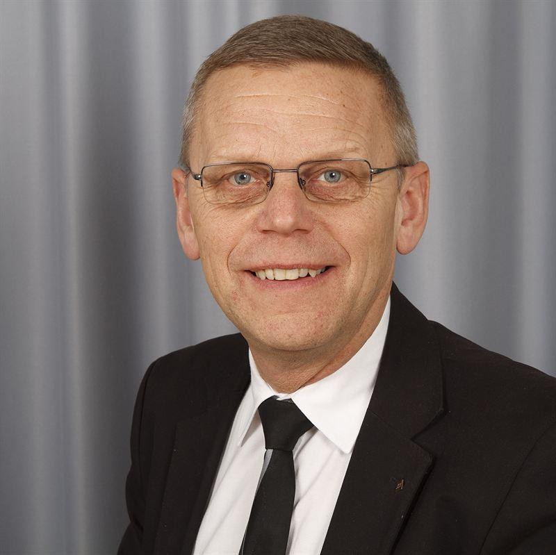 Carl Henrik Ohlsson vd Länsförsäkringar Skaraborg