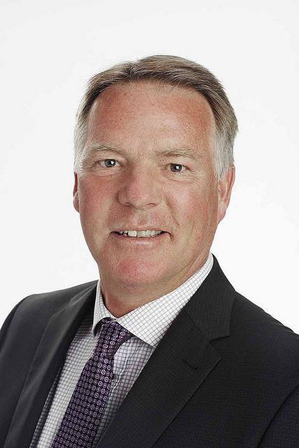 Mats Ericsson vd Länsförsäkringar Fastighetsförmedling