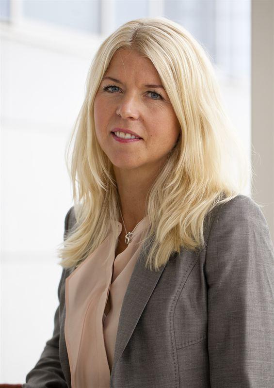 Ulrica Hedman vd LF Uppsala