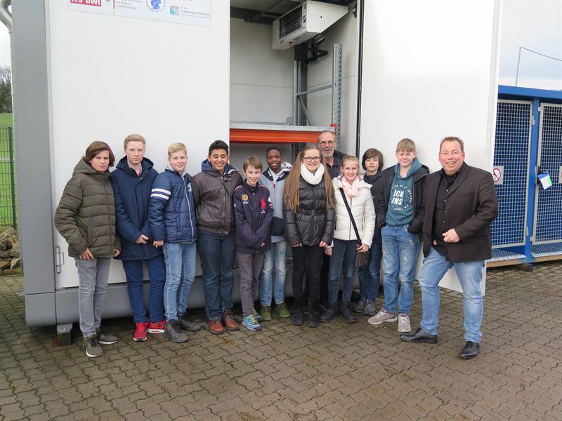 Mathematik Informatik Naturwissenschaften Technik Oder Kurz Mmint Ist Ein Zukunftsträchtiges Projekt Am Immanuel Kant Gymnasium In Bad Oeynhausen