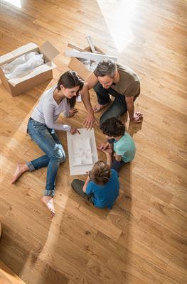 das 1x1 der baufinanzierung vier faustregeln f r ein. Black Bedroom Furniture Sets. Home Design Ideas