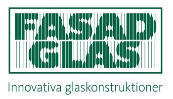Fasadglas