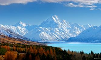 Mt Cook - Rob Suisted